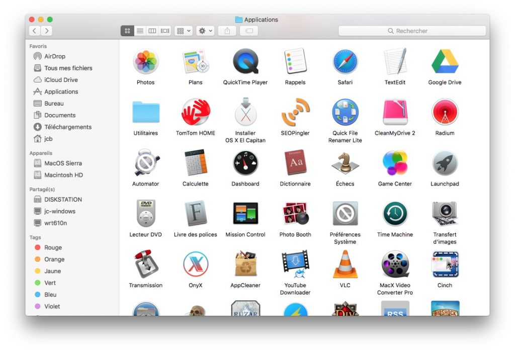 MacOS Sierra (10.12): aplicaciones compatibles 2