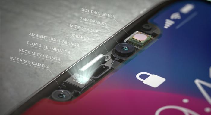 El iPhone X tiene problemas de fabricación debido al Face ID 2
