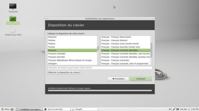 Linux Mint Mate, instalación en imágenes en un disco duro vacío 7