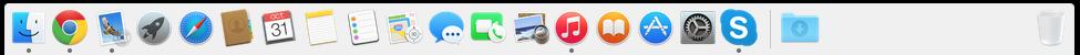 Cómo activar una base 3D para Mac OS X Yosemite 8