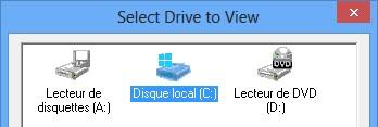 Mostrar lo que ocupa espacio en el disco duro 3