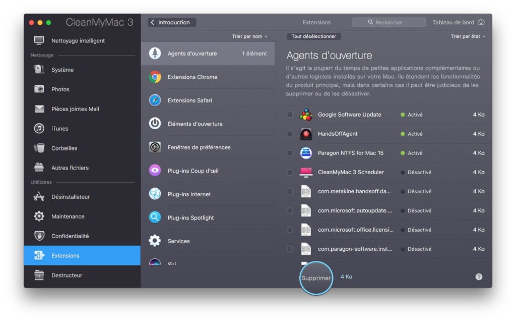 Optimizar macOS High Sierra (10.13) 8