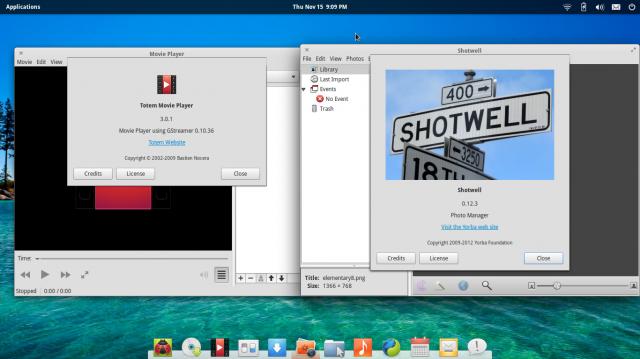 Elemental, distribución Linux para descubrir 5