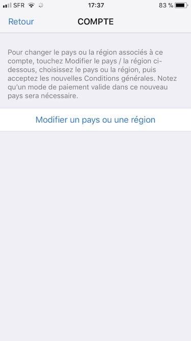 Cambia el país de tu App Store con un Mac o iPhone 8