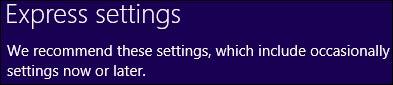 Instalar la vista previa técnica de Windows 10 8