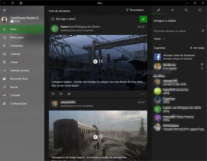 Cómo usar la aplicación Xbox en Windows 2