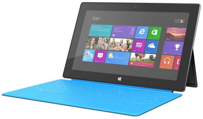 Las tabletas basadas en Windows RT no se actualizarán a Windows 10.