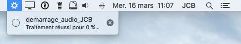 Arranca tu Mac con música (MP3, AAC, WAV...) 11