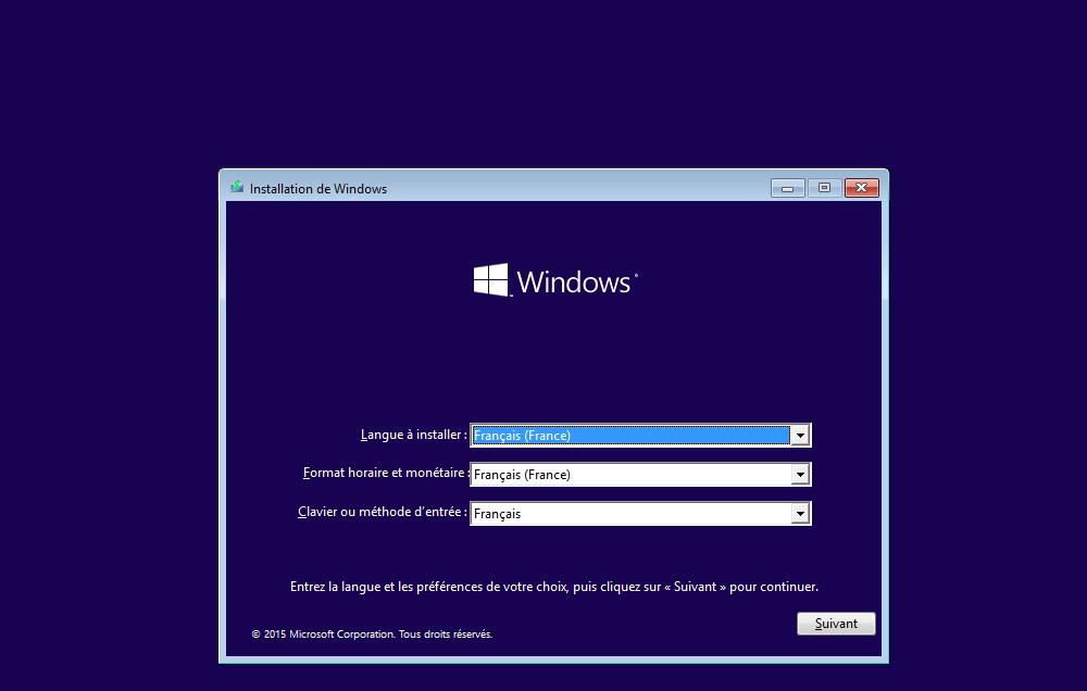 Instalación de Windows en un MacBook Pro Retina 7