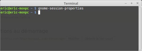 Aplicaciones Linux al inicio 2