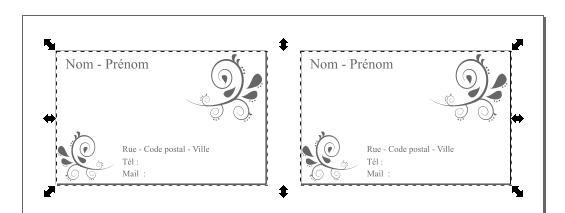 Cómo crear una tarjeta de visita para imprimir 9
