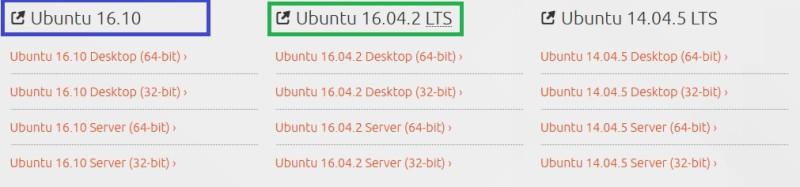 Cómo cambiar a Linux con Ubuntu 16.04.2 LTS Xenial Xerus 9