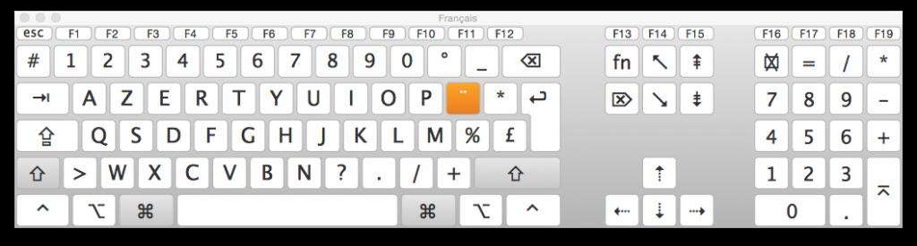 Cómo activar el teclado virtual Yosemite (Mac OS X 10.10) 6