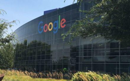 ¿Dónde está el cuartel general de Google?