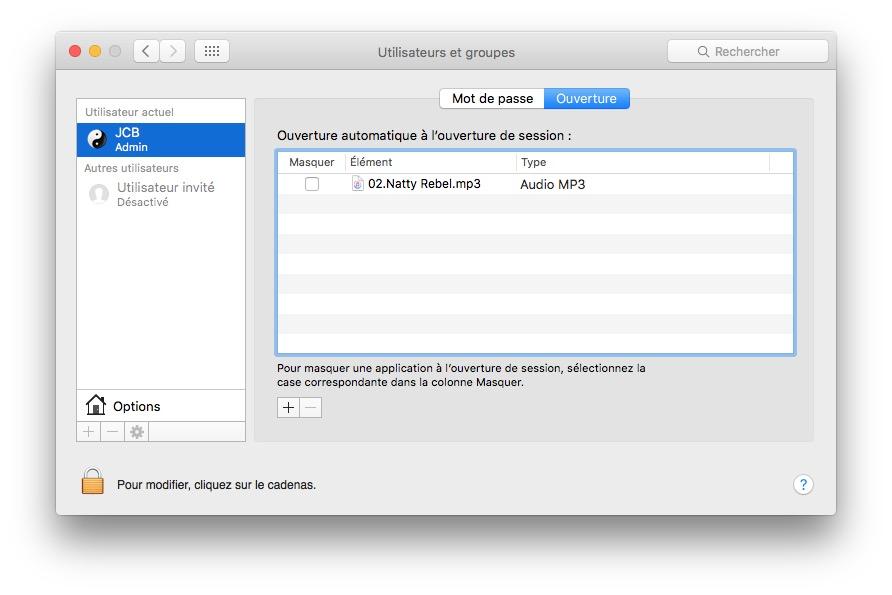 Arranca tu Mac con música (MP3, AAC, WAV...) 2