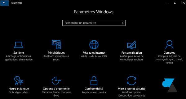 Windows 10: activar el tema negro (modo oscuro) 5