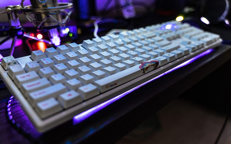 ¿Cuáles son los tipos de formatos de teclado? 1