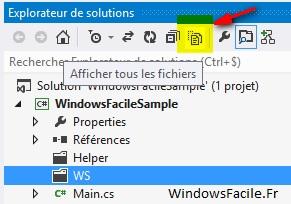 Visual Studio: excluir y re-incluir archivos 4