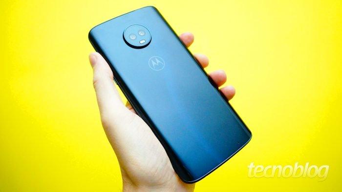 Moto G6 Plus recibe Android 9 Pie en pruebas en Brasil 1