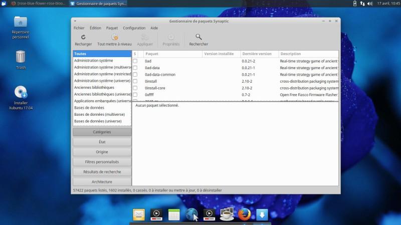 Xubuntu 17.04 para probar en una llave USB o DVD 11