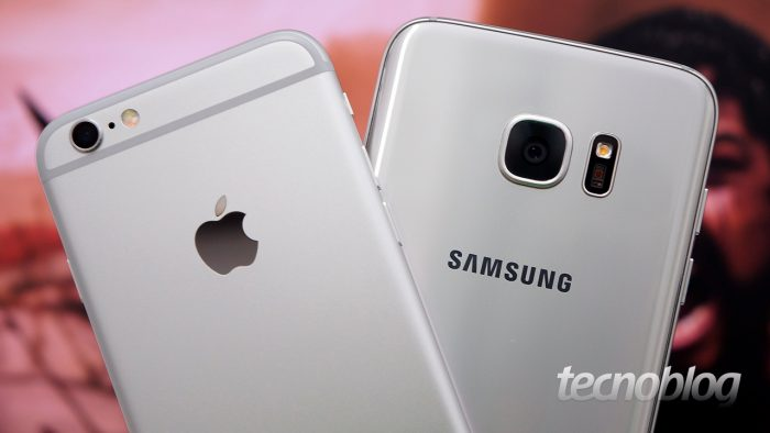 Apple y Samsung ponen fin a la disputa legal sobre el plagio del iPhone