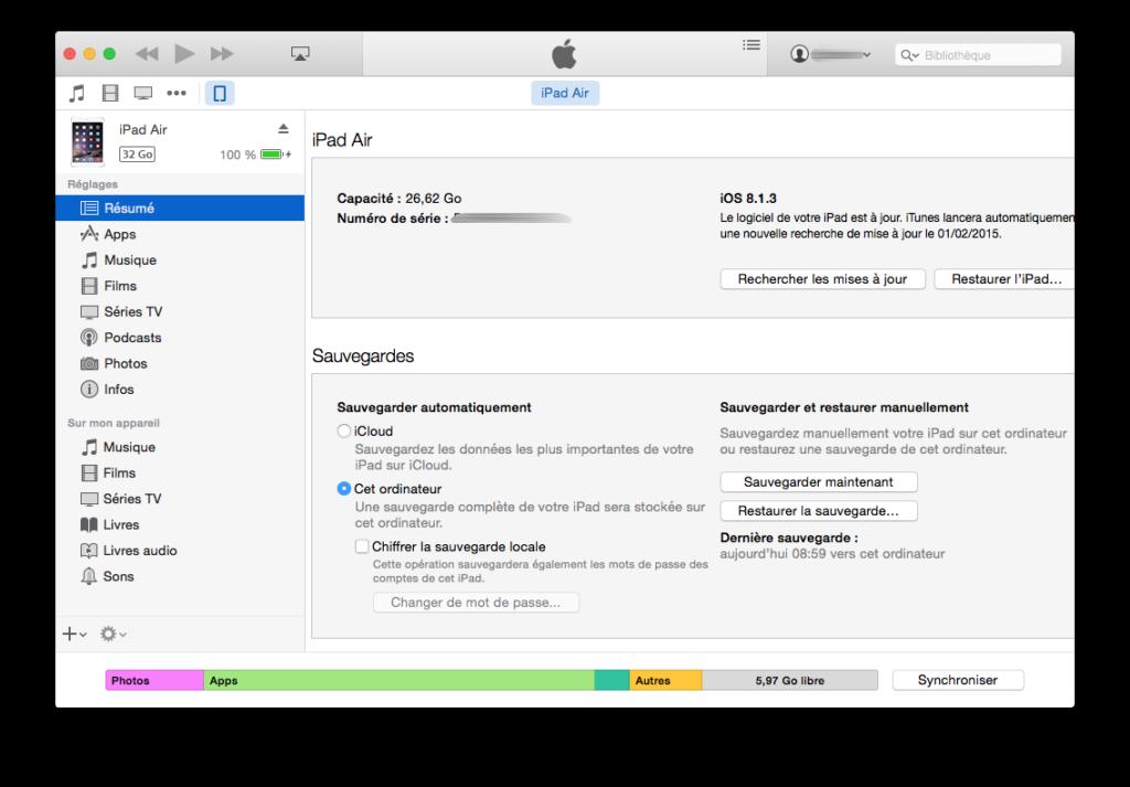 iOS 8.1.3 para iPhone, iPad, iPod: actualización 2