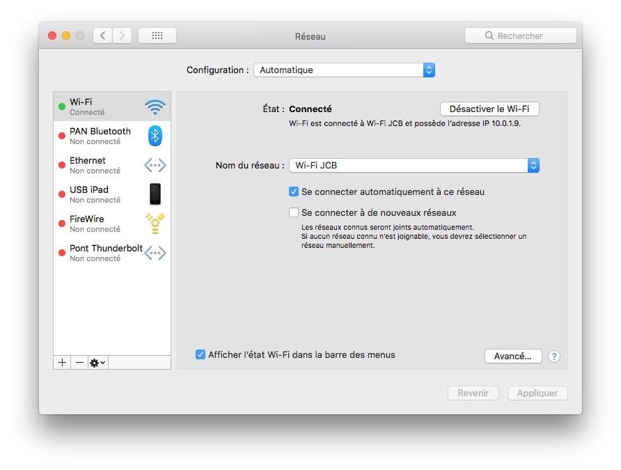 Cambiar el DNS de tu Mac (macOS / Mac OS X) 3