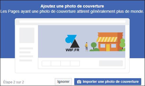 Crear una página en Facebook 5