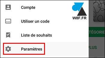 Android: desactivar la actualización automática de la aplicación 3