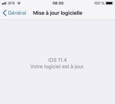 iOS 11.4: Actualización de iPhone, iPad, iPod (enlaces IPSW) 1