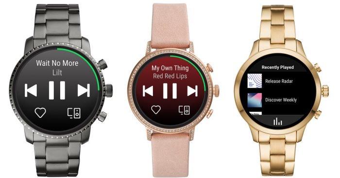 Spotify lanza una nueva aplicación para Wear OS