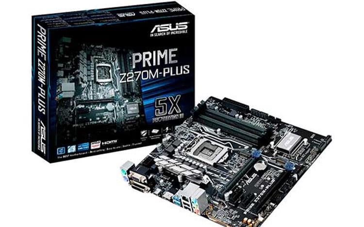 ASUS lanza placas madre producidas en Brasil compatibles con procesadores Intel de séptima generación 3