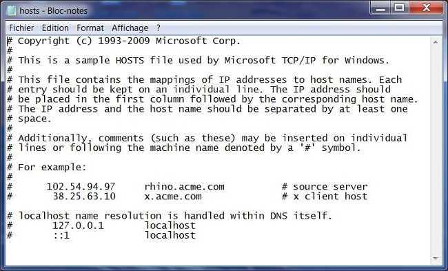 Cómo bloquear un sitio web sin software en Windows 8