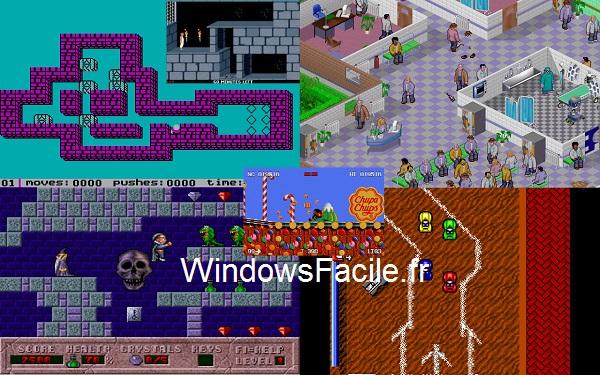 Windows 8: Juegos de DOS 1