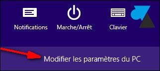 Windows 8.1: Cambio de la configuración del modo de espera 3