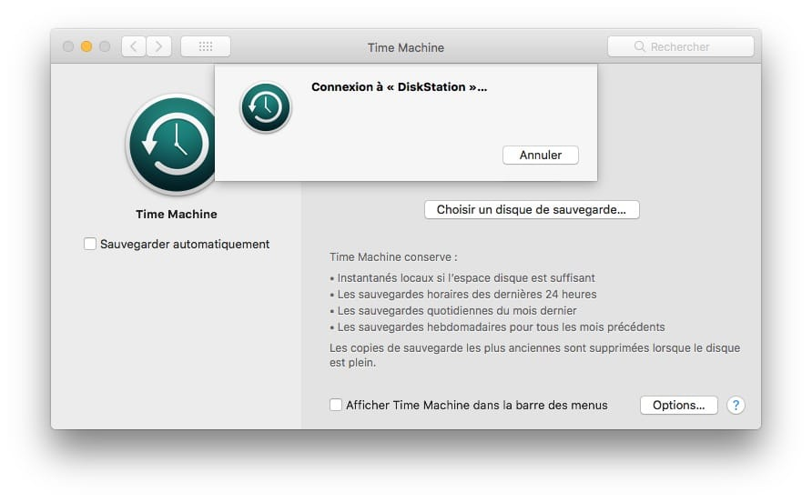 Copia de seguridad de tu Mac con Time Machine (macOS / OSX) 6