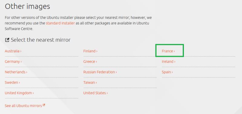 Cómo cambiar a Linux con Ubuntu 16.04.2 LTS Xenial Xerus 5