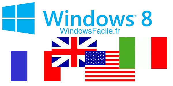 Cambio del idioma del teclado en Windows 1