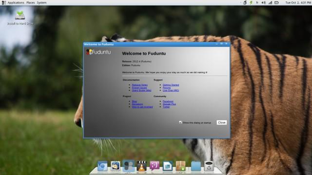 Fuduntu, una nueva versión 2012 4 1