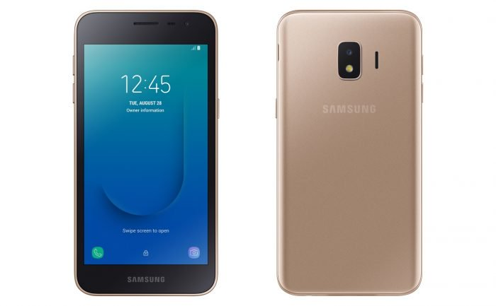 Galaxy J2 Core es el primer smartphone de Samsung con Android Go 1