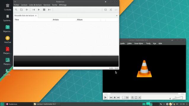 Otra actualización de Manjaro Linux - 17.1.0 4