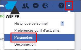 Desactivar las notificaciones de correo electrónico de Facebook 2