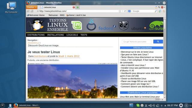 Netrunner 13.12 aún más características 4