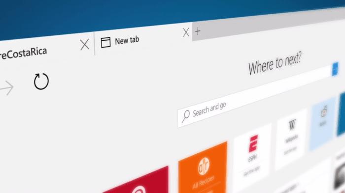 Microsoft Edge usará la misma base de Google Chrome y puede incluso ejecutarse en macOS.