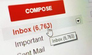 Gmail en la Web obtiene más opciones al hacer clic con el botón secundario del ratón en los mensajes.