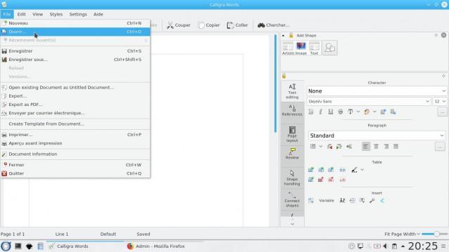 Fedora 27 con KDE 6