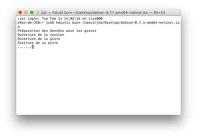 Quemar una ISO en Mac OS Sierra (10.12), El Capitán (10.11).... 6