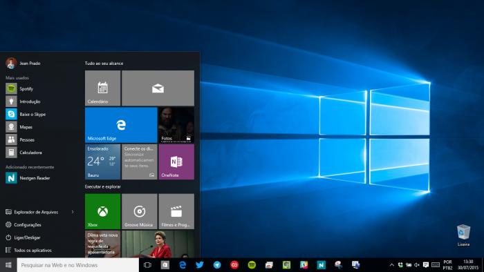 Es mejor actualizar pronto a Windows 10 1