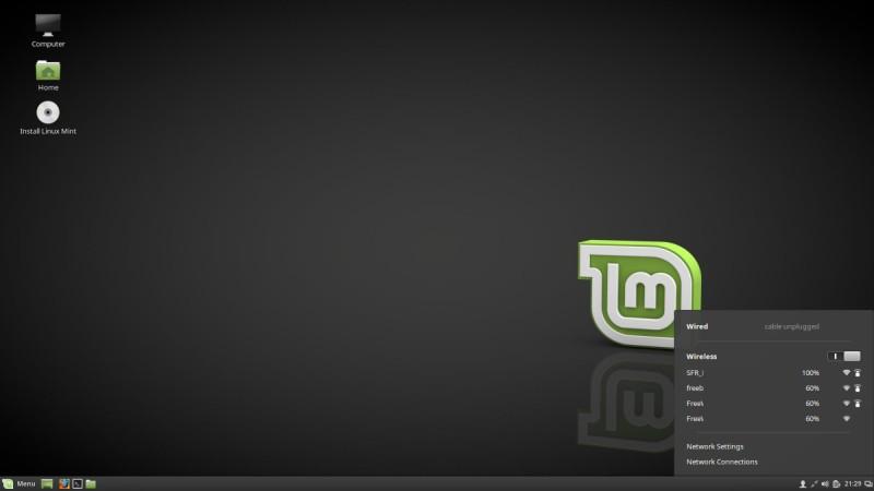 Cómo crear una llave de arranque para Linux Mint Cinnamon 4