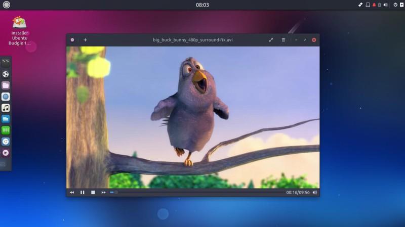 Prueba de Budgie de Ubuntu 17.04 7